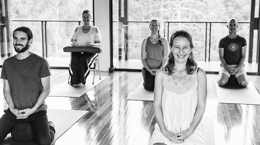 Opening of the Biomedical institute of Yoga & Meditation