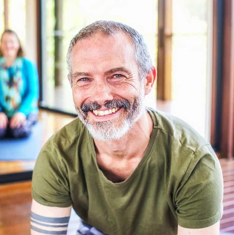 Jamie Denham - Iyengar Yoga