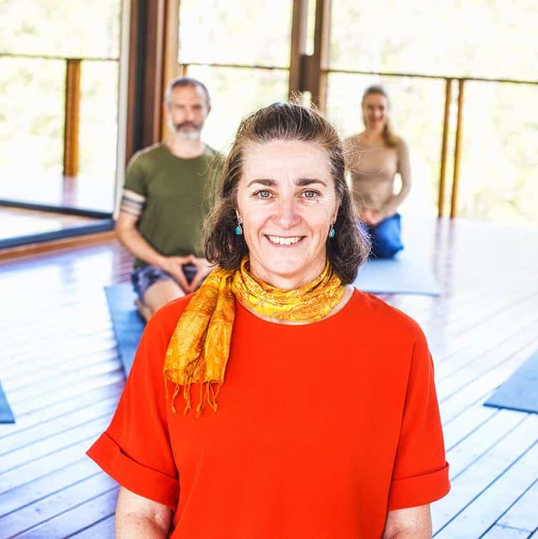 Leanne Davis - Yoga Australia President Vinyoga