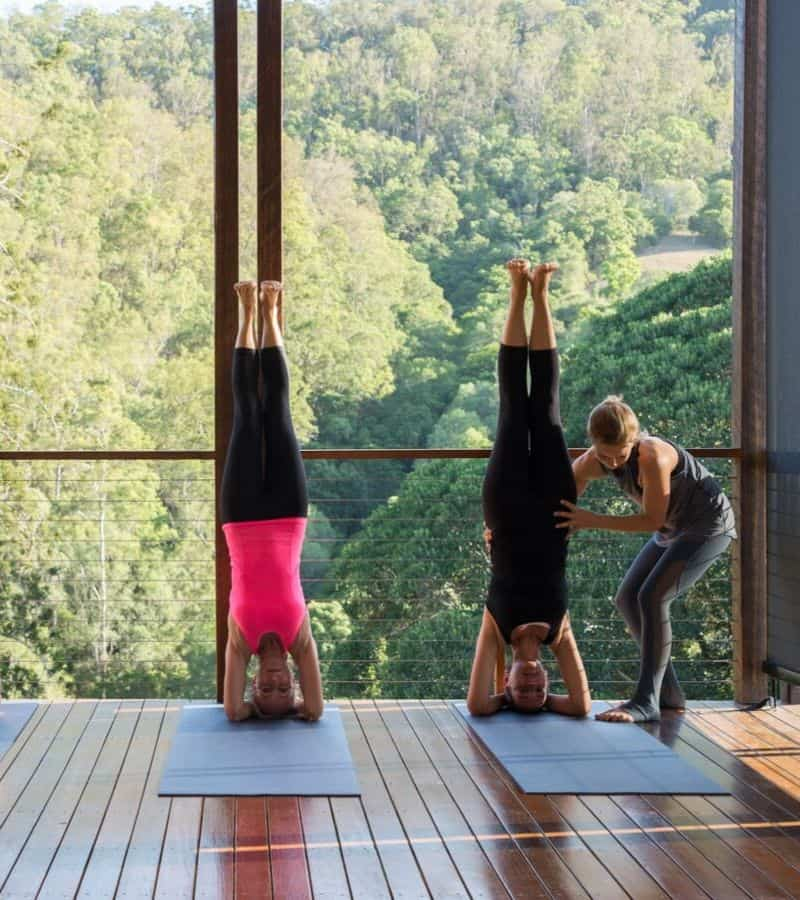The Upper Brookfield Yoga Studio